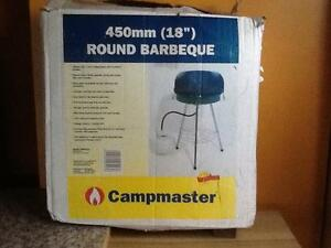 Camp master 45cm round BBQ Lawnton Pine Rivers Area Preview