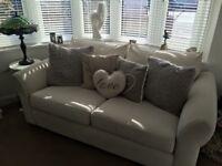 2 x 2 seater sofas