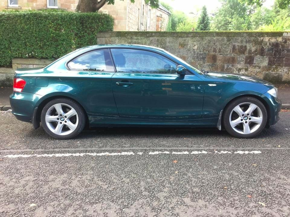 BMW 120D Coupe 53k Exchange with Toyota or Honda