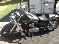 2005 Suzuki Boulevard 1600cc to trade