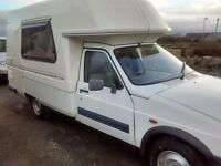 CITROEN ROMAHOME camper van, good condition inside and out