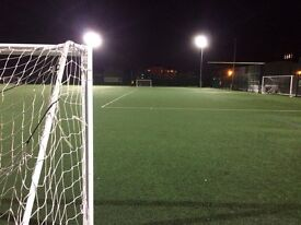 PLAY FOOTBALL TODAY!! Friendly 8-a-side session in South West London. Come and play!