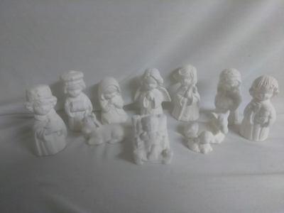 Керамика под покраску Childrens Nativity 11