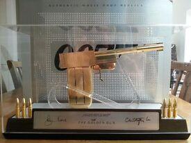 Factory Entertainment James Bond The Golden Gun Dual Signature Edition Christopher Lee & Roger Moore