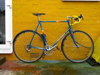 X Large Mens Peugeot Racing bike - Fully rebuilt with FULL CAMPAGNOLO! Inc Campag/Mavic wheelset