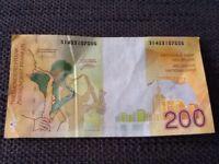 Belgium Bank Note