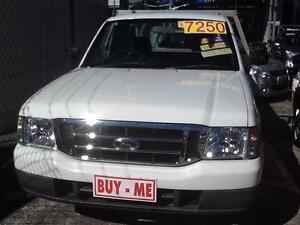 2004 Ford Courier Ute, 3 SEATER, $7250 Biggera Waters Gold Coast City Preview
