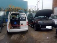 Engine Carbon Cleaning DPF Business For Sale MOT Mobile Garage Shop Investment Opportunity