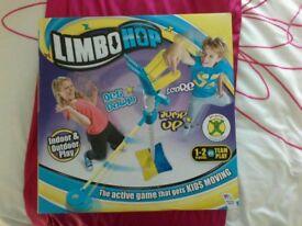 Limbo hop game