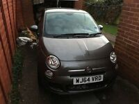 Fiat 500 for sale - low mileage, one previous owner, Excellent condition