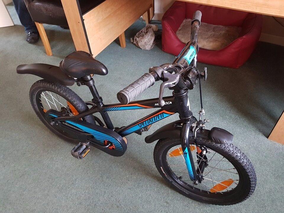 hotrock specialized 2014 model kids bike