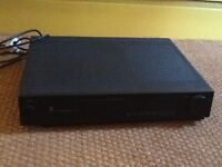 Acoustic Research A-04 amplifier for sale. Great condition.