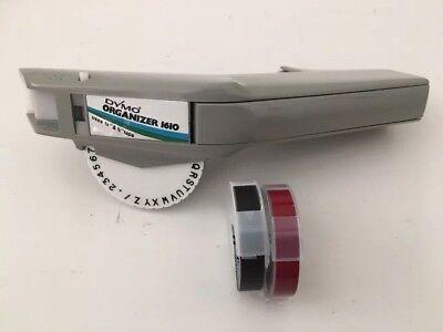 DYMO TAPEWRITER 1610 LABEL MAKER KIT  Good Condition