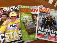 Cycling Magazines