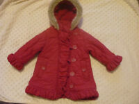 girls coat Marks&Spencer 12-18 months