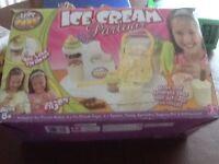 Let's cook ice cream parlour
