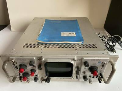 Tektronix R561b Oscilloscope Differential Multi-trace Wide-band Delayed Sweep
