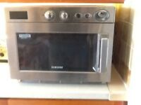 Samsung CM1319 Commercial Microwave Oven 1300w
