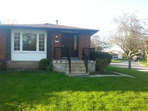 3 Bedroom Mainfloor- Oshawa Apartment for Rent