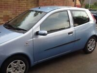 2003 Fiat Punto 1.3 Diesel, great condition