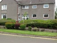 Lovely ground floor cottage flat,Murray area East Kilbride.Very Reasonable rent for early leasing .