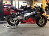 Aprilia rsvr 1000 factory very nice bike, SWAP for drift car only (jap, 200sx, s13, s14)