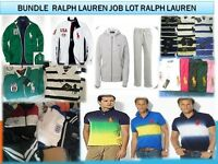 200 pieces Bundle Mixed Ralph Lauren, Bundle Umbro, wholesale Suppliers bought Brand Ralph Job Lot