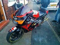 aprilia rs 125 full engine rebiuld