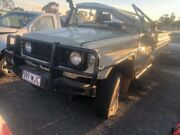 Toyota Landcruiser 75 Series bullbar and side steps Willawong Brisbane South West Preview