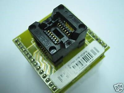 Sop14 Soic14 Sop Soic To Dip16 Adapter Wellon Xeltek Rh