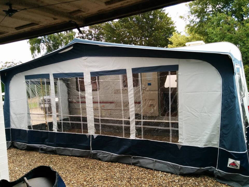 As New Dorema Caravan Awning Perfect condition