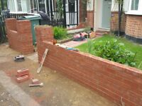 4 Bricklayers Gang available for medium size projects