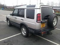land rover discovery td5 7 seater only 108000 miles £1500 no offers