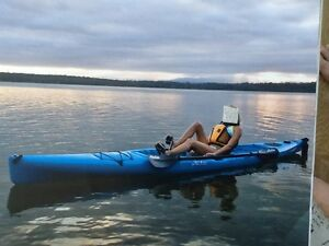 Kayak 16 ft. Hobie Adventure - duel function, pedal & paddle Melville Melville Area Preview