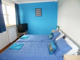 Double Room in large family accommodation to rent, full use of shared facilities.