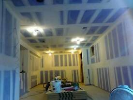 Taping & Jointing/Drylining