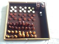 Games Compendium, Chess, Draughts and Backgammon
