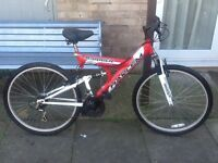 Lovely bike£45 no offers can deliver for petrol