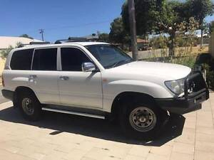 2001 Toyota LandCruiser Wagon Leederville Vincent Area Preview