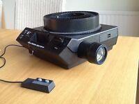 Slide projector - Kodak Carousel 4200