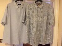 Men's clothes bundle no.8 - 7 x size 4XL casual shirts & tops