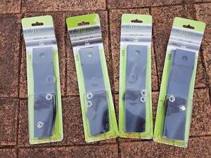 4 Pair 32 Inch Cox Ride on Lawn Mower Blades - SKIT55 BRAND NEW Forestdale Logan Area Preview