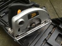 Jcb 1500watt 240v circular saw