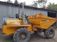 Benford Terex PT6000 Dumper