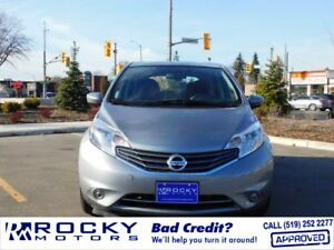 2014 Nissan Versa Note - BAD CREDIT APPROVALS
