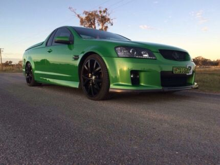 2010 VE V6 Commodore Ute. Forbes Forbes Area Preview