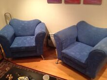 Couch and two armchairs same style 200$ Haberfield Ashfield Area Preview
