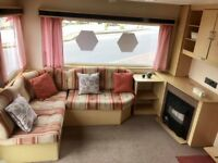 CHEAP STARTER STATIC CARAVAN FOR SALE - NO OTHER DEAL LIKE IT ON THE EAST COAST!
