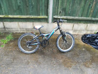 giant 125 mtx 20inch boys bike