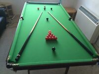 Pool / Snooker Table for Sale